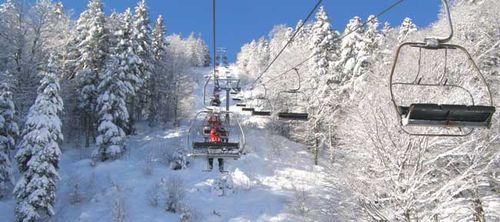 Ski-TELESIEGE