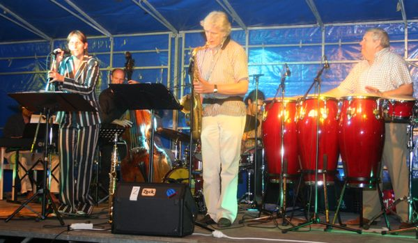 PFASTATT Jazz - Sextet Roland Franz
