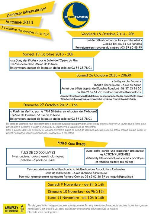 Programme-2013