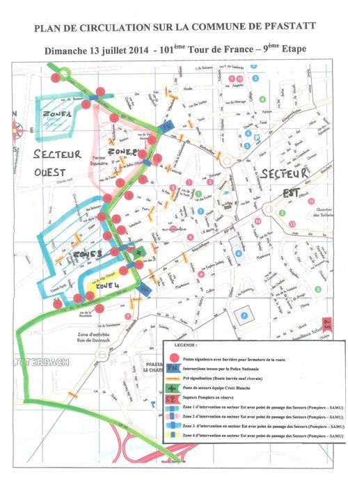 Plan circulation 13 juillet 2014