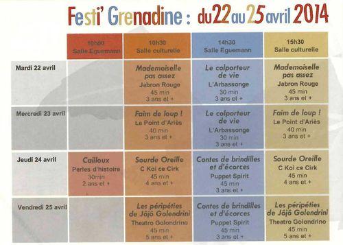 Festi - planning
