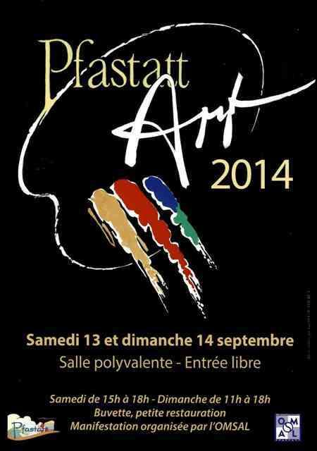 Pfastatt Art 2014