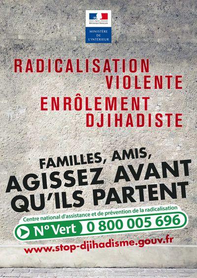 Prevention radicalisation violente