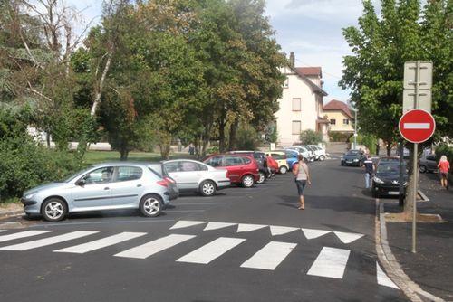 Parking rue Neuve