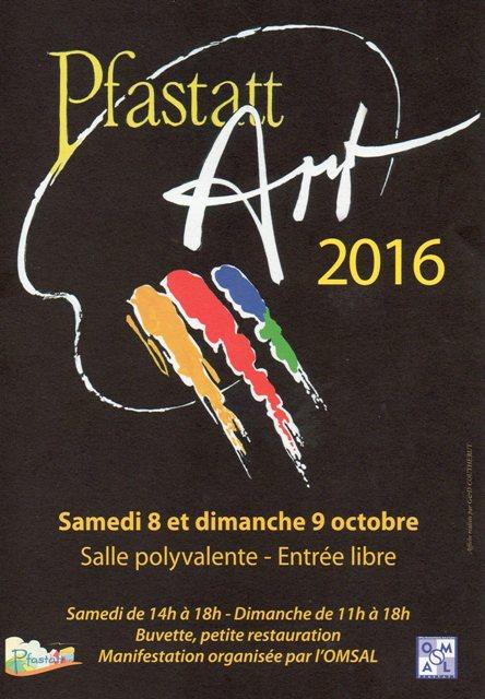 Pfastatt Art 2016