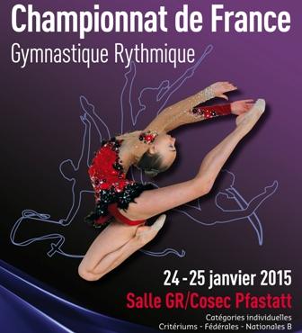 GR Championnat France 2015