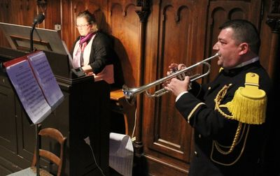 Concert trompette orgue