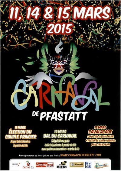 Affihe carnaval 2015
