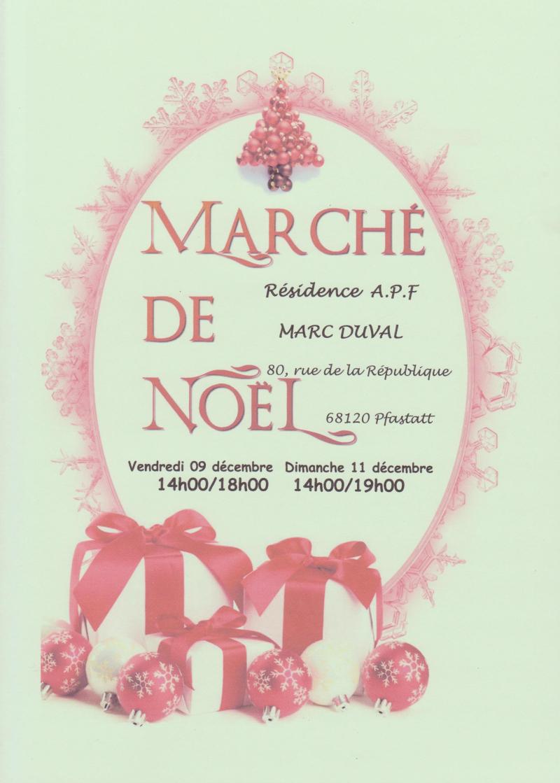 APF Marché de Noël