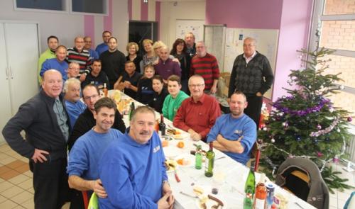 Bénévoles Marche Noël