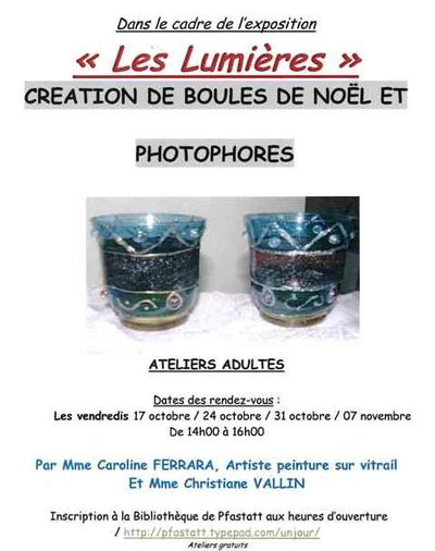 Photophores adultes