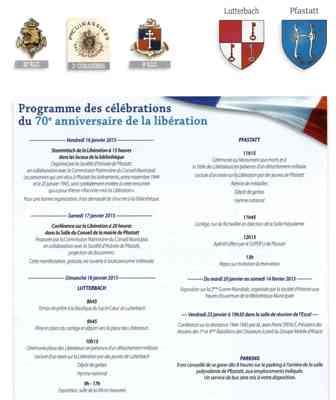 Programme libération