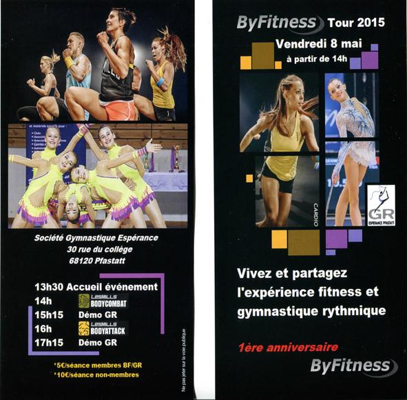 Démo GR+Fitness 8-05-2015