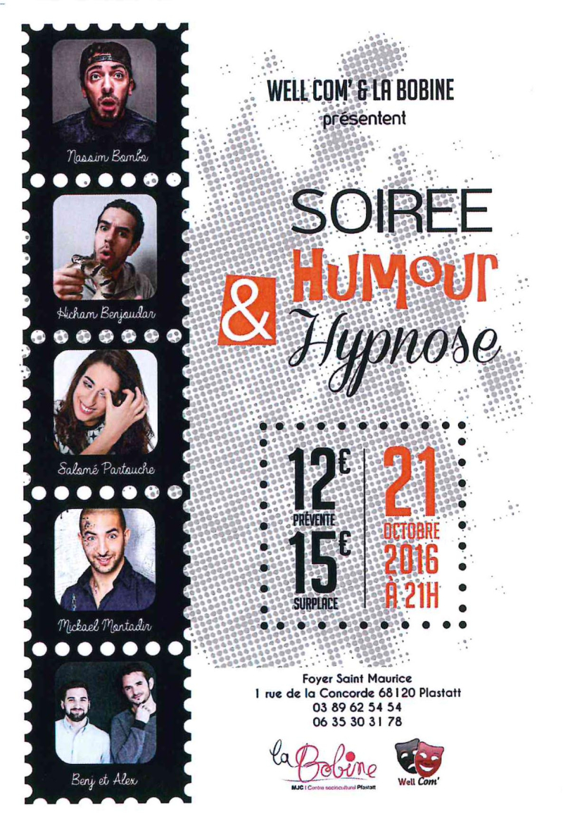 Hummour et hypnose